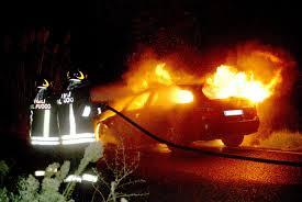 Partanna (Tp): Incendio doloso distrugge l'auto dell'arciprete durante le celebrazioni del venerdì santo