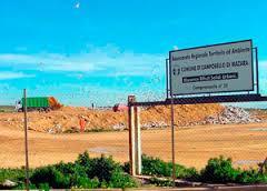 Campobello, Sull'incendio in discarica la dichiarazione del Sindaco