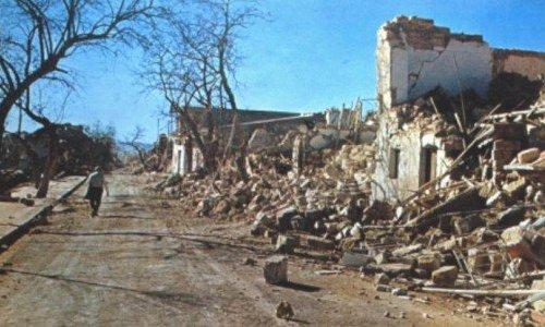 """Campobello, """"Ricordando il terremoto nella Valle del Belice""""."""