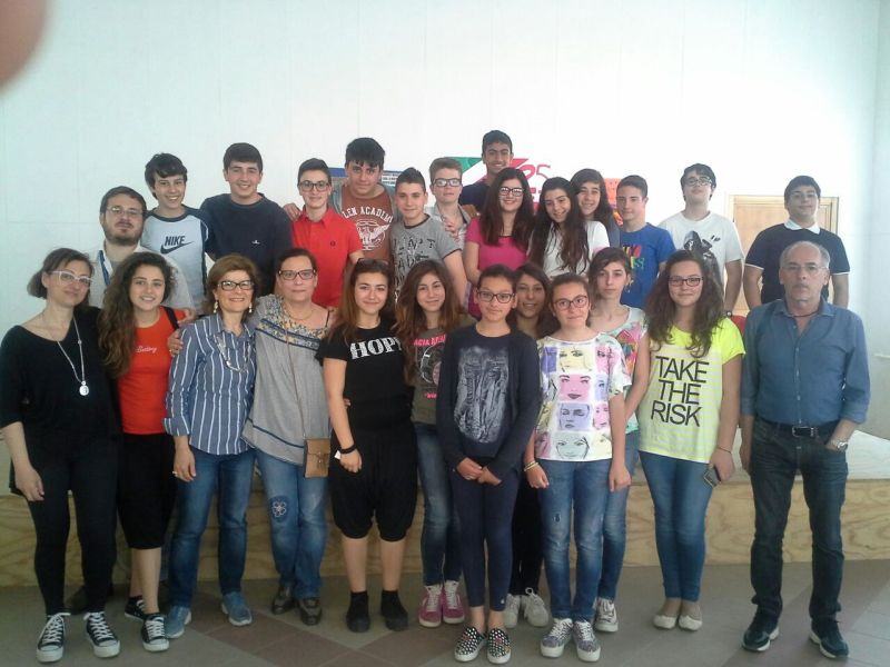 alunni scuola 120515