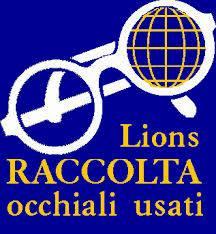occhiali usati lions
