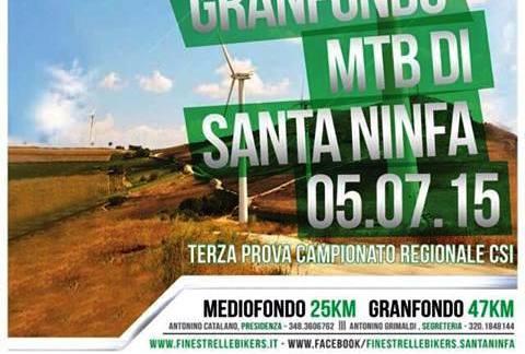 Il ritrovo dei bikers, a Santa Ninfa la seconda «GranFondo MTB»