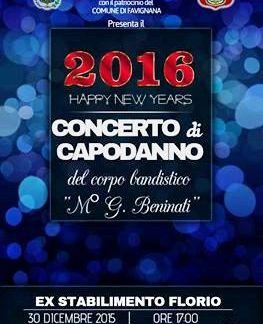 """Favignana, """"Concerto di Capodanno"""" nell'ex Stabilimento Florio"""