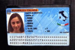 carta identità elettronica