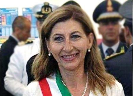 Il sindaco di Lampedusa Giusi Nicolini premiata dall'Unesco