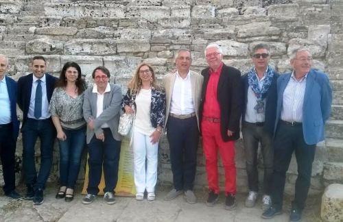 Presentato il Cartellone del Calatafimi Segesta Festival – Dionisiache 2016