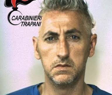 [Cc] Partanna, Arrestato ladro di cavi di rame in trasferta
