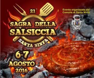 sagra della salsiccia 2016