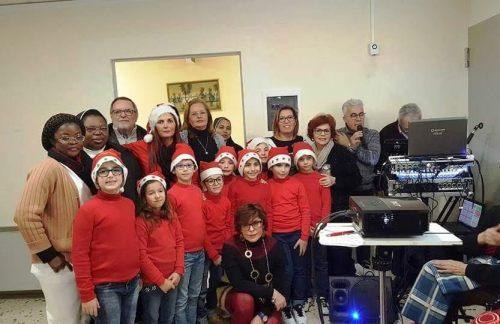 Campobello, Musiche, canzoni e sorrisi: scolari incontrano gli ospiti della Casa di Riposo