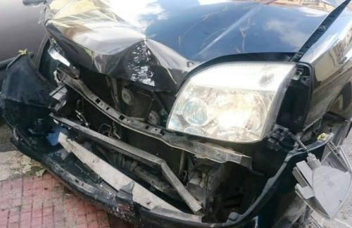 Campobello, Utilitaria contro Suv: feriti lievi e danni alle vetture