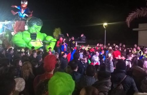 Si chiude l'edizione 2017 del Carnevale di Petrosino, record di pubblico per un'edizione strepitosa
