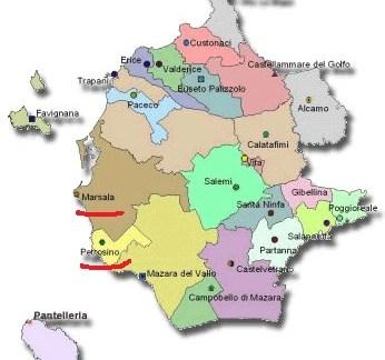 [Operazione VISIR] Compiacimento alla DDA ed ai Carabinieri dai sindaci di Marsala e Petrosino