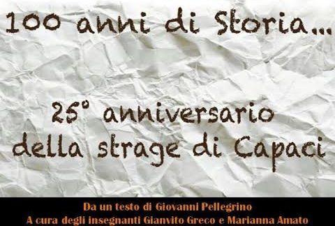 """[Strage di Capaci] Campobello. Al plesso elementare S. Giovanni Bosco in scena """"100 anni di storia"""""""