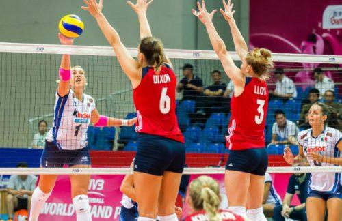 [Volley] Grand Prix 2017 – l'Italia domina la Turchia e si aggiudica la Pool di Macao