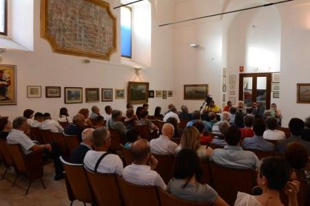 Sala La Bruna presentazione mostra