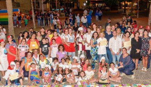 Santa Ninfa: Cooking-show «La vita è una favola» in piazza
