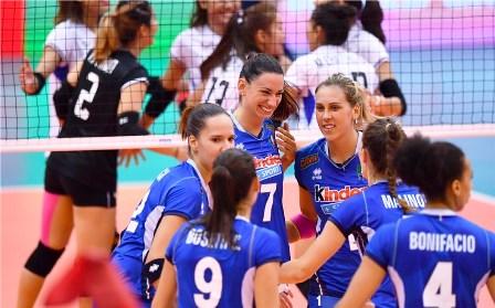 [Volley] Sorteggiati i gironi del Campionato Mondiale Femminile 2018
