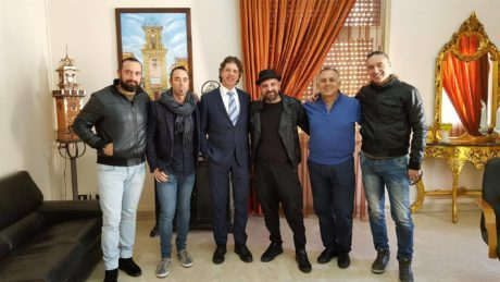 """CAMPOBELLO: RICEVUTI IN COMUNE """" I TINTINNABULA"""""""