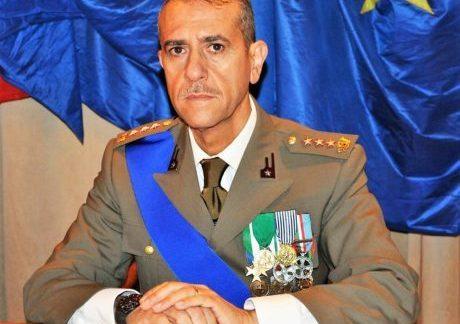 """[Esercito] Il marsalese Colonnello Vullo assume il Comando della Caserma """"Garibaldi"""", sede del Centro Documentale di Palermo"""