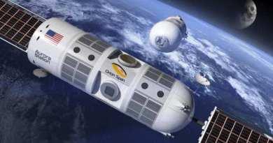 """Orion Span annuncia: nel 2021 """"primo hotel di lusso nello Spazio"""""""