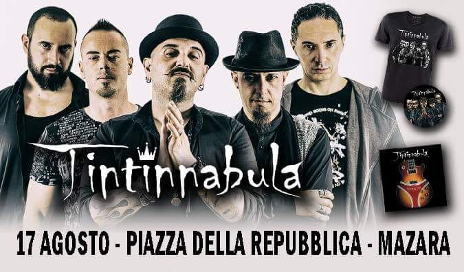 Mazara. I Tintinnabula, venerdì in Piazza della Repubblica