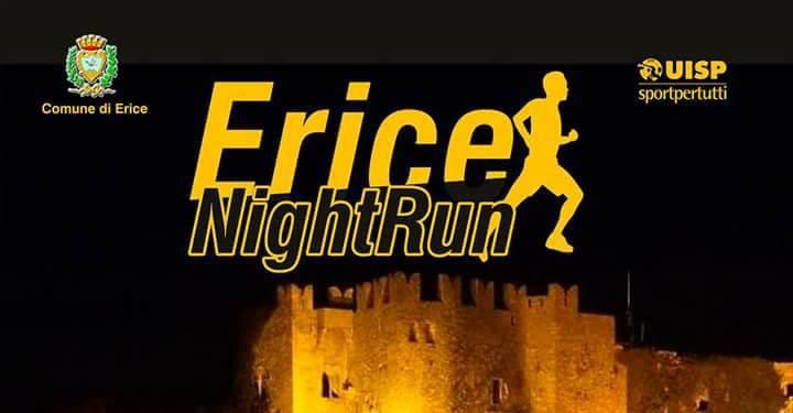 """""""Erice Nightrun"""" – Domenica ad Erice la 1^ Edizione"""