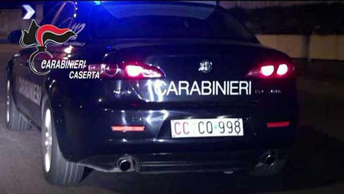 [Video] Caserta: maxi operazione antidroga dei Carabinieri, 72 arresti