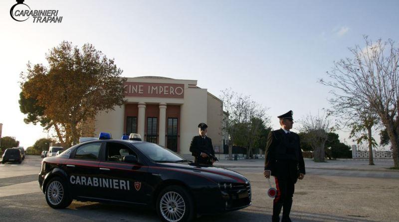 Marsala. Controlli straordinari del territorio dei carabinieri: due  arresti ed una denuncia.