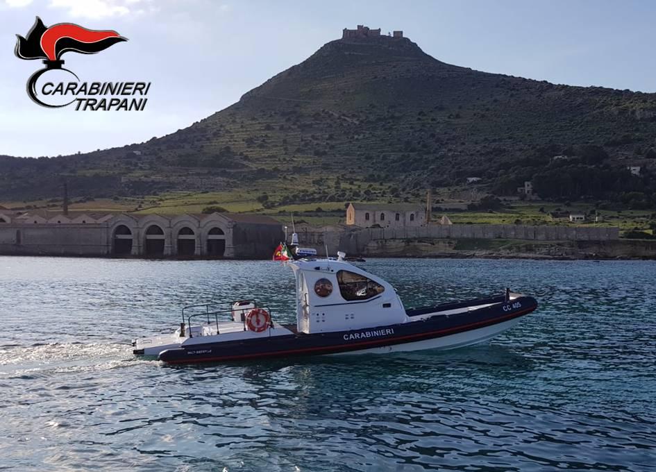 [Video] Favignana. In servizio alle Egadi il nuovo battello pneumatico d'altura cl. 400