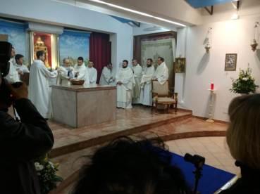 Consacrazione Altare