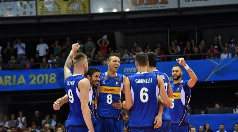 [Volley]  Europei Maschili: l'Italia conquista il secondo successo, 3-1 alla Grecia