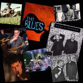 locandina Befana in Blues