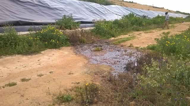 Campobello. Ex discarica: per l'opposizione in atto disastro ambientale