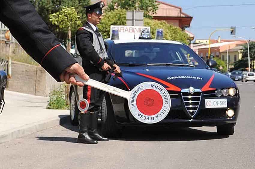 Campobello: I Carabinieri denunciano 4 persone per gestione illecita dei rifiuti