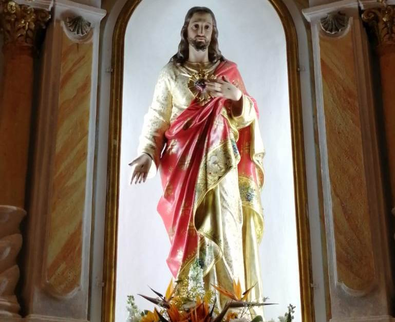 Campobello. Sabato Inaugurazione dell'oratorio del Sacro Cuore