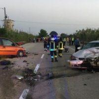 Gravissimo incidente sulla S.P. 51 Campobello di Mazara/Tre Fontane: vittima anziana 89enne