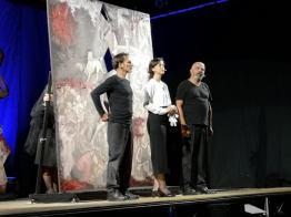 Gerry Accardo, Luana Rondinelli, Piero Indelicato, Cauru baglio florio19.07.2019