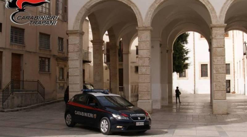 Alcamo. Carabinieri arrestano uomo per tentato furto aggravato