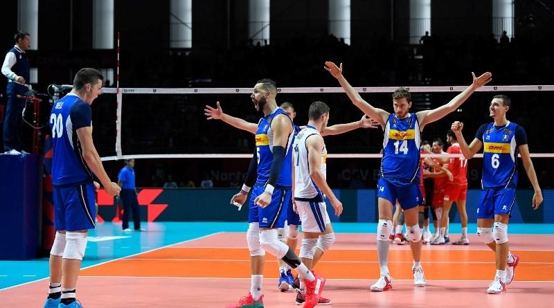 Volley. Europeo Under 20 maschile: gli azzurrini volano in semifinale