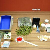 """[Operazione """"Speedy Drugs""""] Mazara. Misura cautelare nei confronti di 7 soggetti per detenzione e spaccio"""