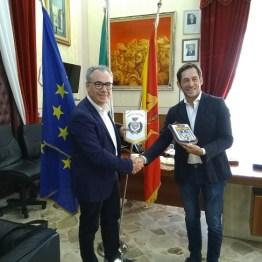 Nicolò Catania e Carlo Gubellini 1