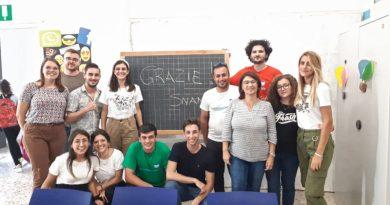 """Mazara. Tre dipendenti Snam """"volontari"""" per un giorno nella """"Fondazione San Vito onlus"""""""