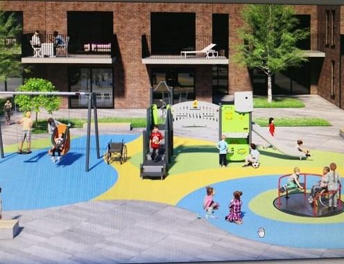 Partanna - Progetto parco giochi inclusivo