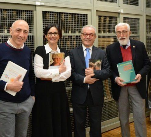 Vincenzo Montalbano Caracci, Germana Abbagnato, Attilio Ludovico Vinci e Rosario Salafia