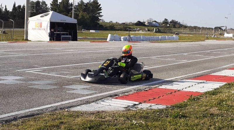 In provincia di Ragusa il regionale karting