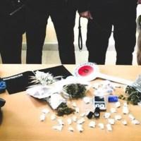 Campobello. Controllo straordinario del territorio: Unità cinofila trova altra droga