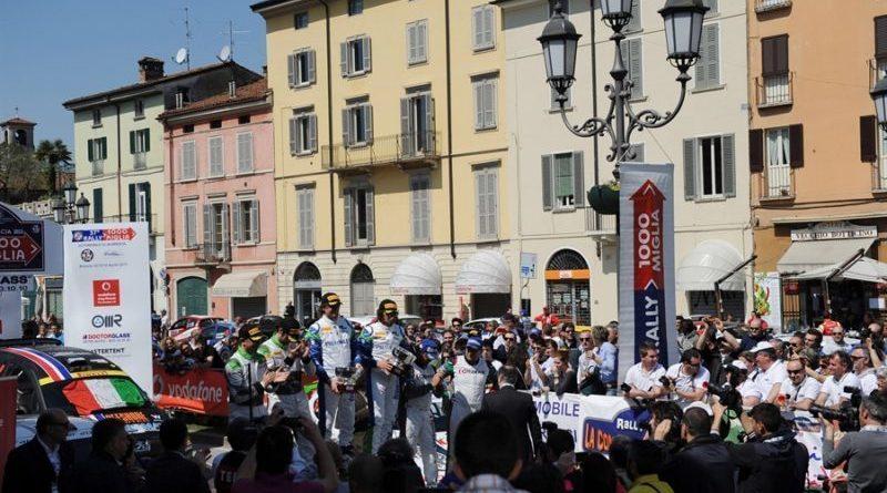 [Campionato Italiano Rally] Ecco il 44° Rally 1000 Miglia
