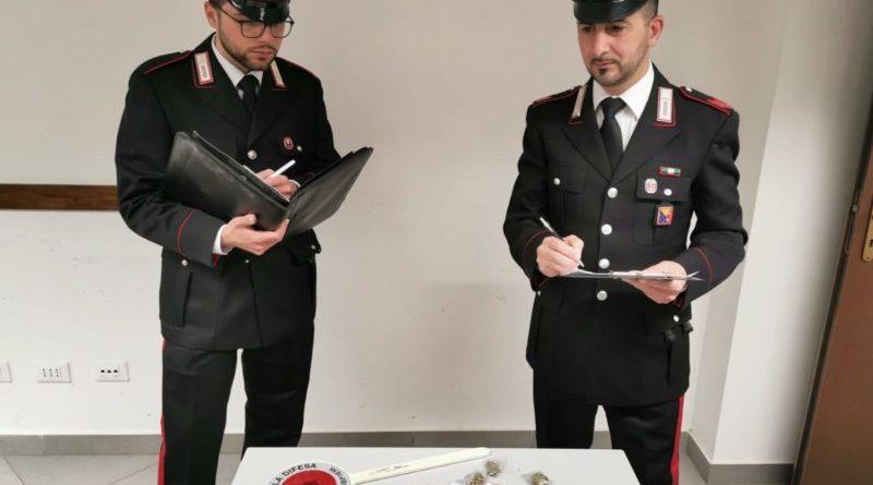 Palermo. Alla Zisa arrestato spacciatore, denunciato un altro minorenne