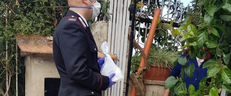 Palermo. Carabinieri a disposizione delle persone in difficoltà