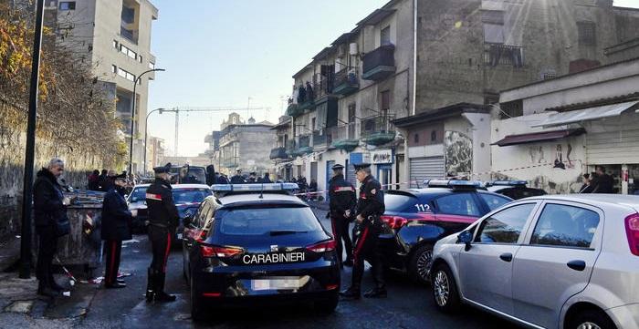 Maxi operazione Cc, tra Napoli e Torre Annunziata (2 Video)
